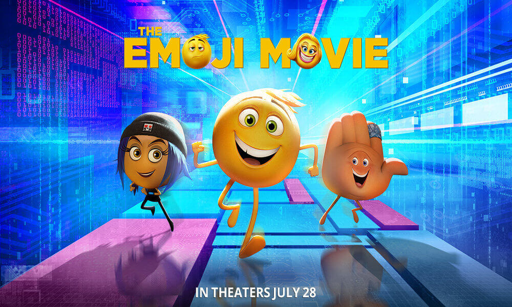 The Emoji Movie Coloring Pages