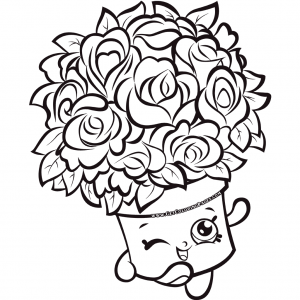 30 Rare Shopkins Season 7 Coloring Pages
