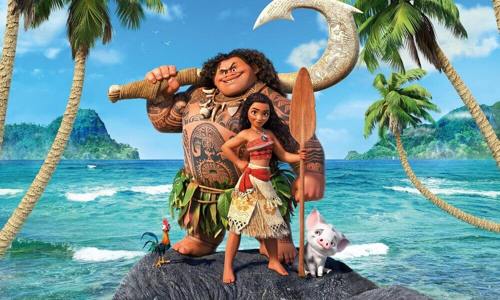 photo about Moana Sail Printable known as 35 Printable Moana Coloring Web pages
