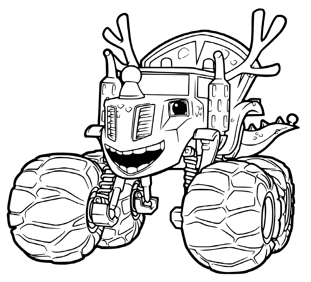 blaze and the monster machine coloring pages top 31 blaze and the monster machines coloring pages