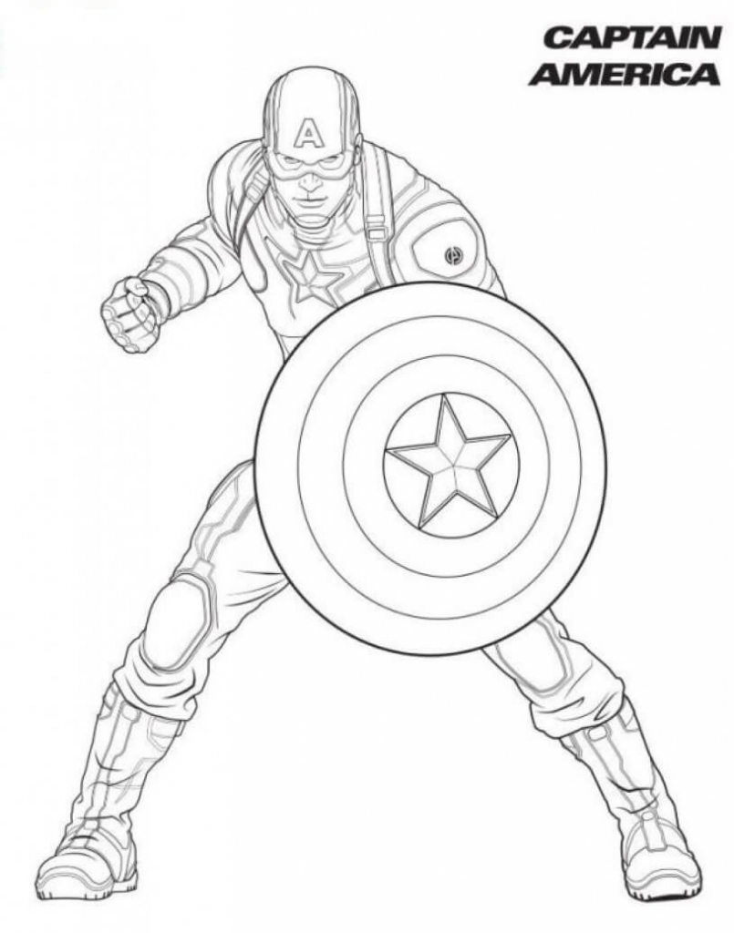 Superhero Thanos Coloring Pages: 40 Amazing Superhero Coloring Pages You Can Print