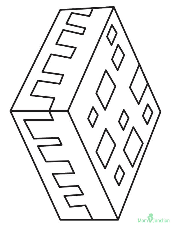 minecraft cake coloring page - Coloring Pages Minecraft