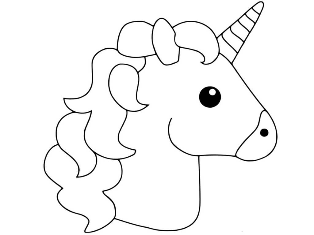 beautiful unicorn coloring pages - photo#43