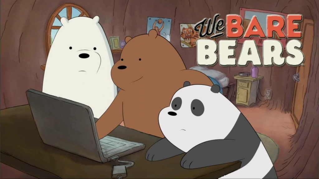 we bare bears coloring sheets