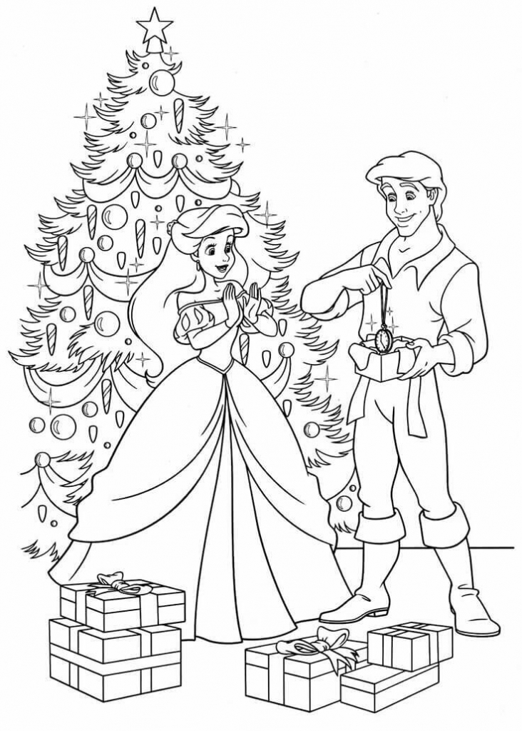 40 Printable Christmas Coloring