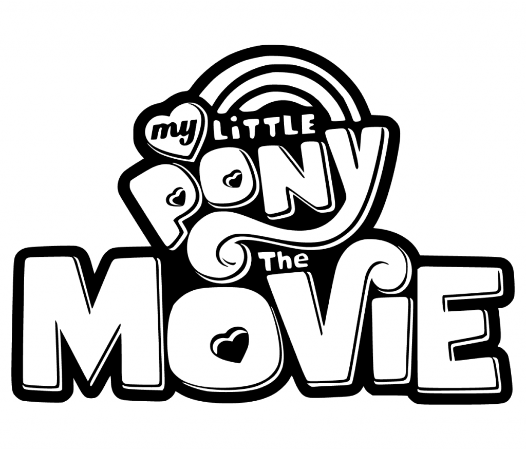 My Little Pony The Movie 2017 Coloring Pages