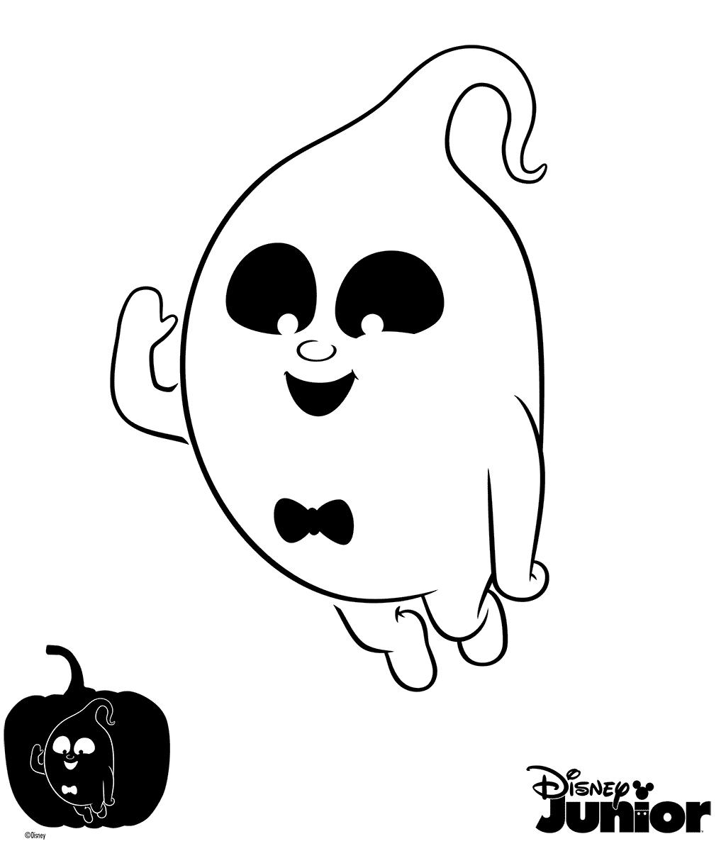 Demi Pumpkin Carving Cutout