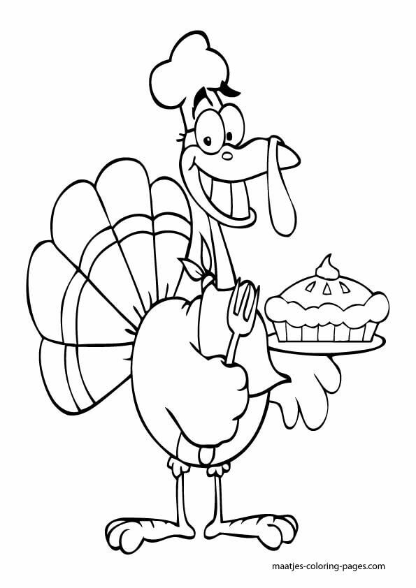 coloring pages pumpkin pie - photo#15