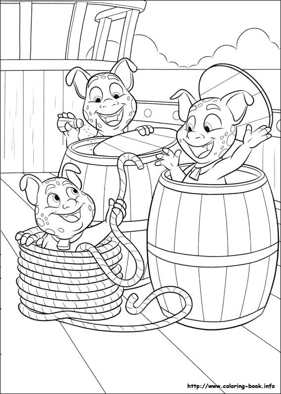 Noblins Elena of Avalor Coloring Page