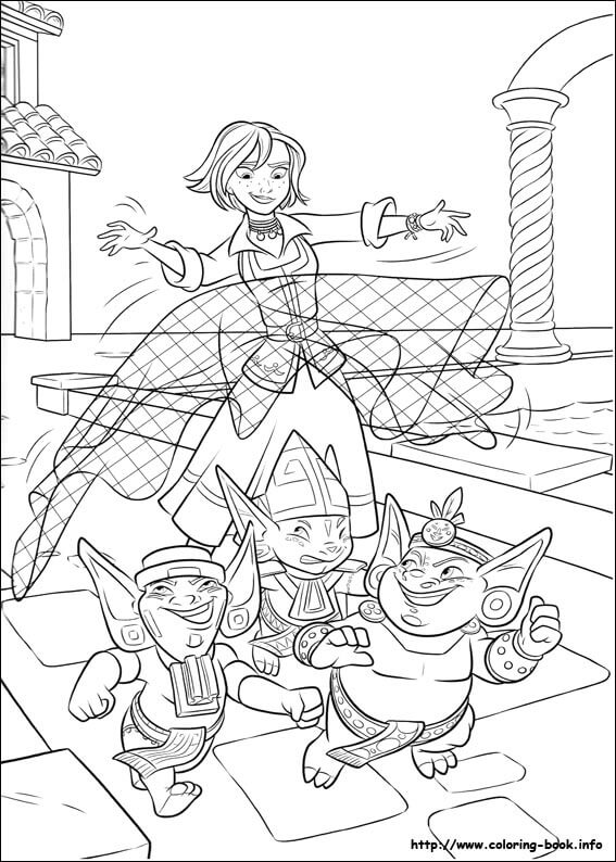 - 40 Printable Elena Of Avalor Coloring Pages