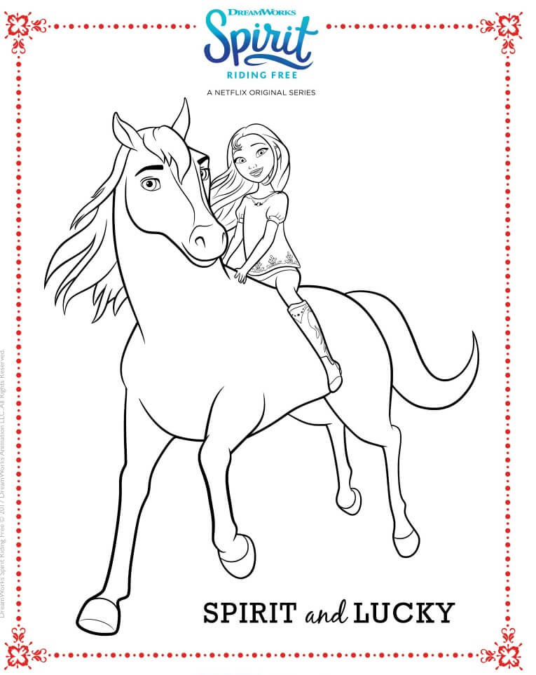 Lovely Coloring Pages Horses Spirit Images Resume Ideas Spirit Stallion Of The Cimarron Coloring Pages