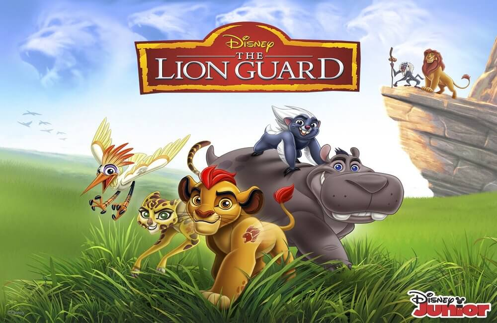 The Lion Guard Coloring Pages to print