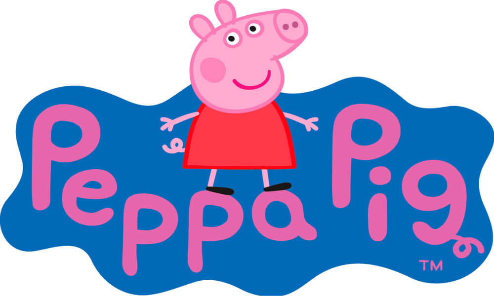 printable peppa pig coloring pages
