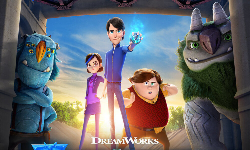 trollhunters coloring pages