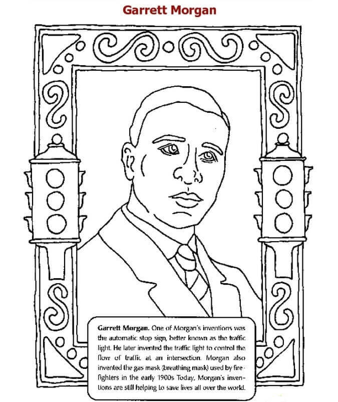 Effortfulg: Black History Month Coloring Pages