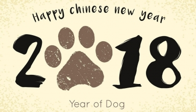 Chinese New Year 2018 coloring pages to print