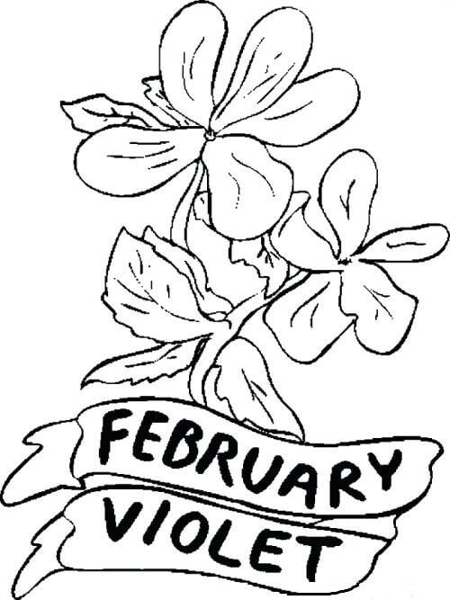 coloring pages february - photo#26