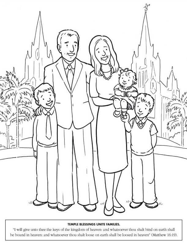 Lds first vision coloring page coloring pages for First vision coloring page