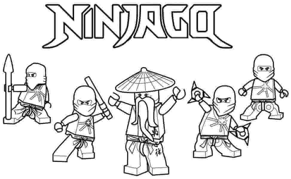 30 free printable lego ninjago coloring pages for Ninjago green ninja coloring pages