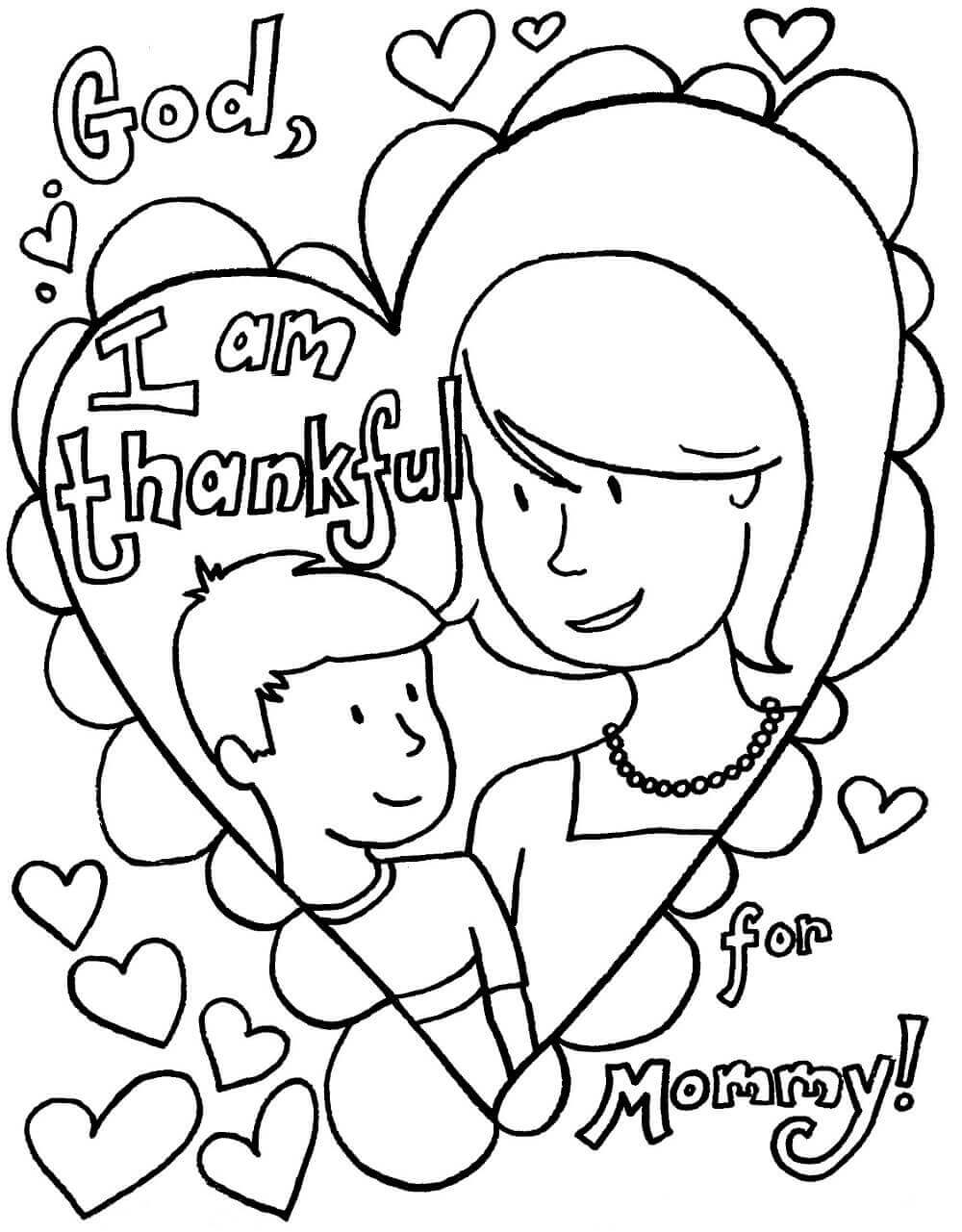 Love Valentines Day coloring pages