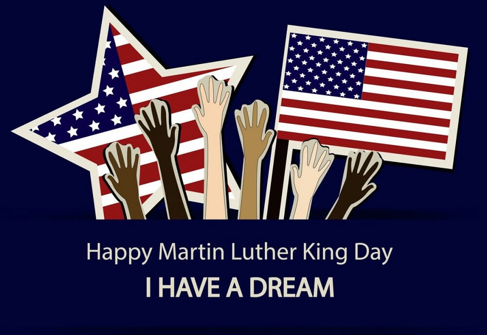 Free Printable Martin Luther King Jr Day Coloring Pages MLK