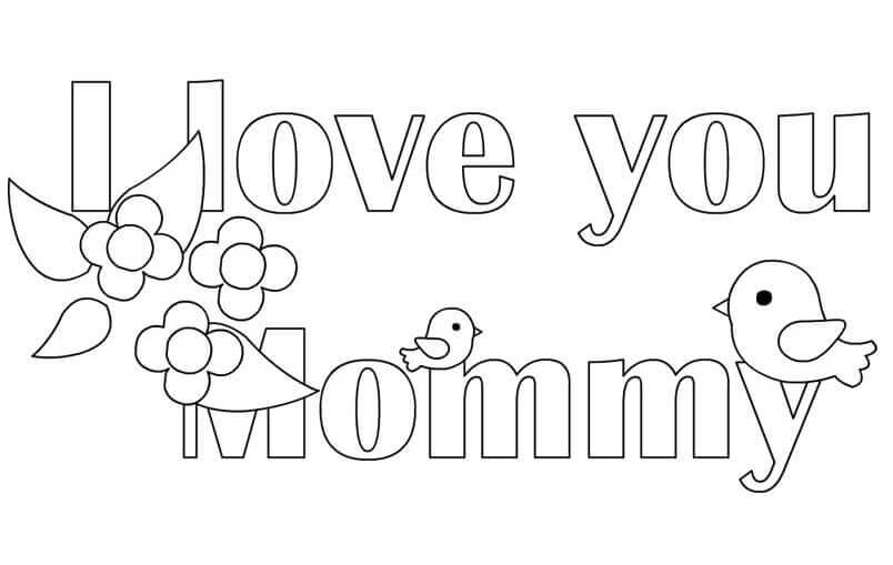 Printable Valentines Day coloring sheets