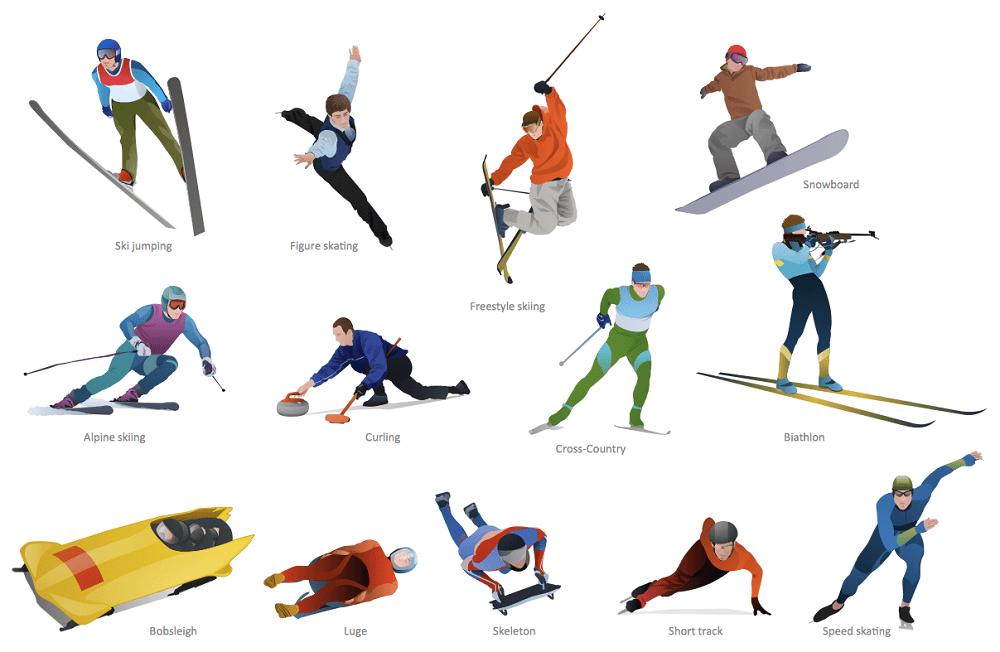 Free Printable Winter Olympics
