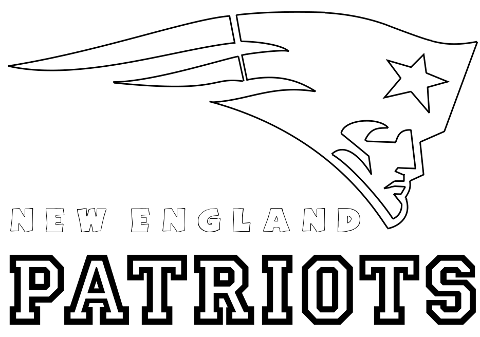 patriots coloring pages free