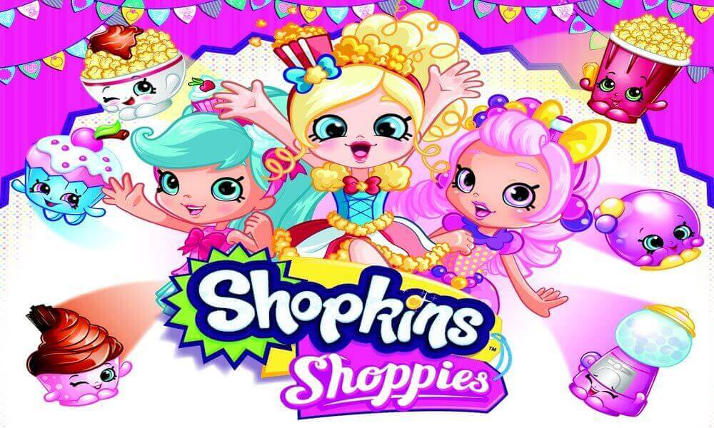 photograph relating to Shopkins Season 3 List Printable named Printable Shopkins Shoppies Coloring Web pages