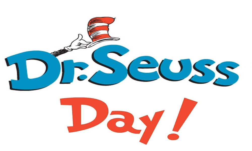 Dr Seuss Day Coloring Images
