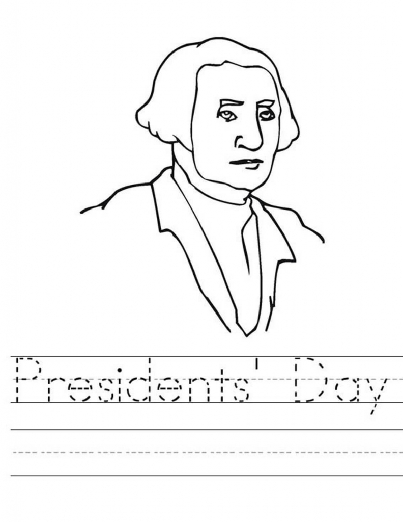 president obama coloring pages free - photo#37