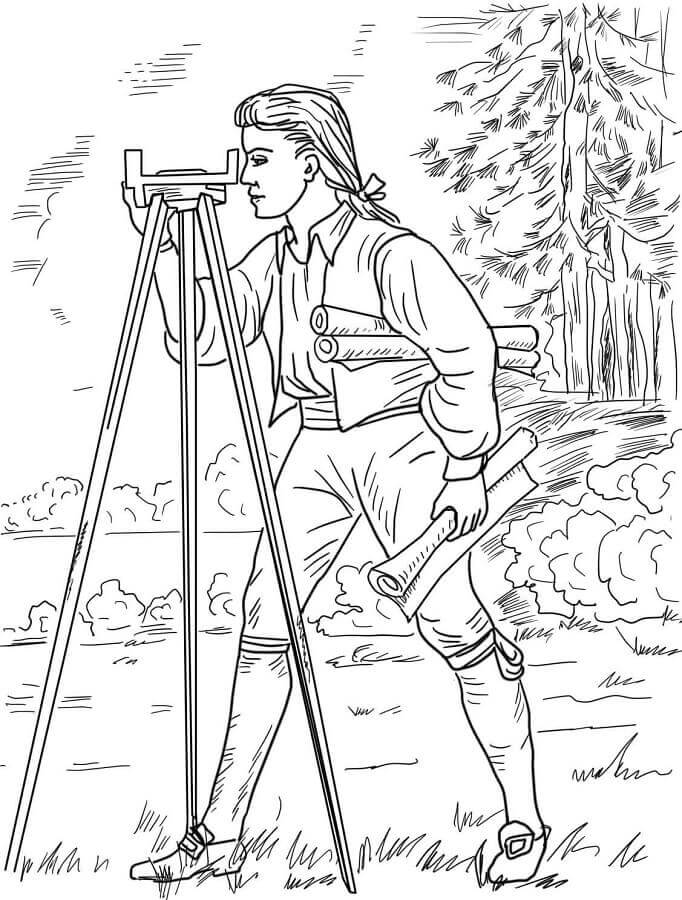 Statue coloring pages | Coloring pages to download and print | 900x682