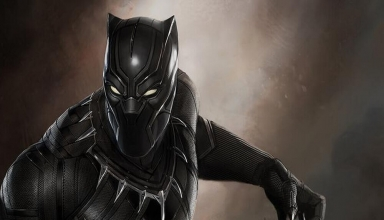 Marvel Black Panther Coloring Images