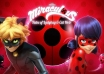 Miraculous Ladybug and Cat Noir Coloring Pictures