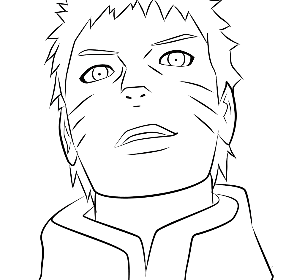 Naruto Coloring Pages Naruto Gaiden 703 Free Printable