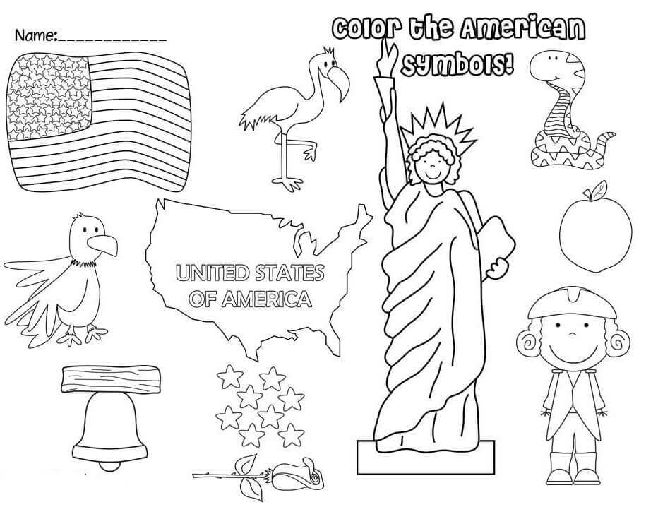 Presidents Day Coloring Pages To Print