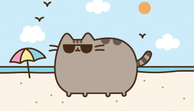 Pusheen Coloring Images