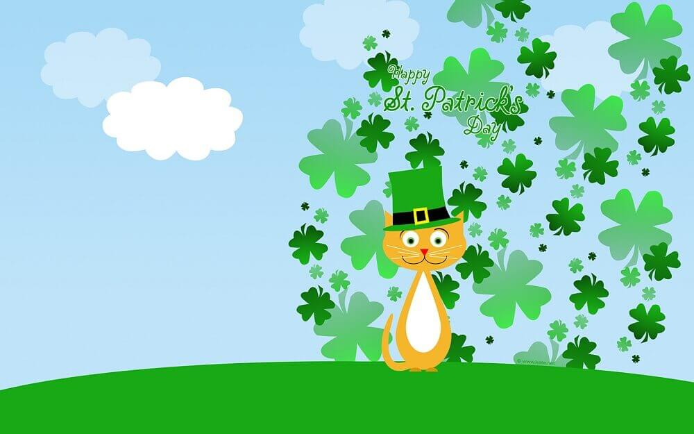 St Patricks Day Coloring Images