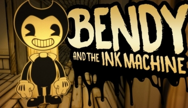 Bendy And The Ink Machine Coloring Pictures