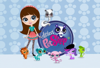 Littlest Pet Shop Coloring Images