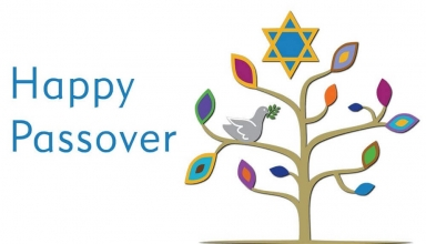 Passover Coloring Images