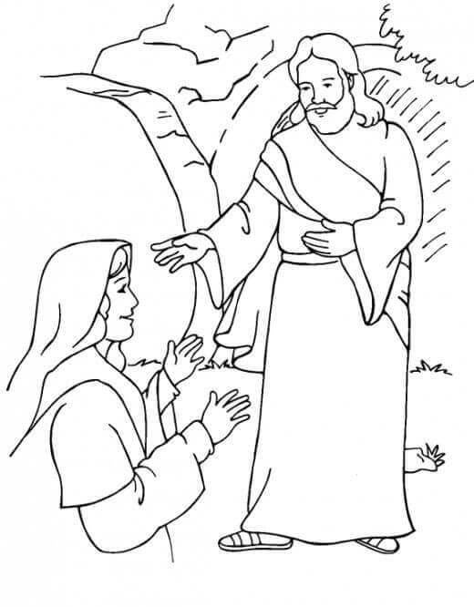 Religious Easter Printables