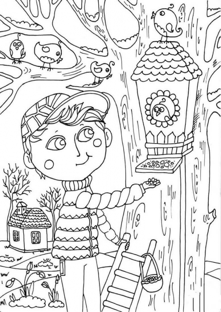 march wind coloring pages - photo#36
