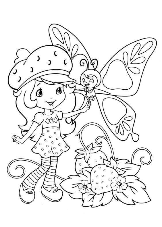 40 Free Printable Butterfly Coloring Pages