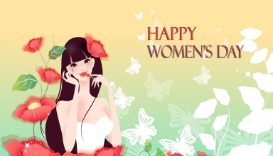 Womens Day Coloring Images