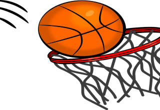 Sweet image pertaining to basketball clipart free printable