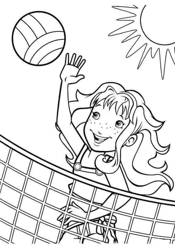 Coloring Pages Of Summer Season