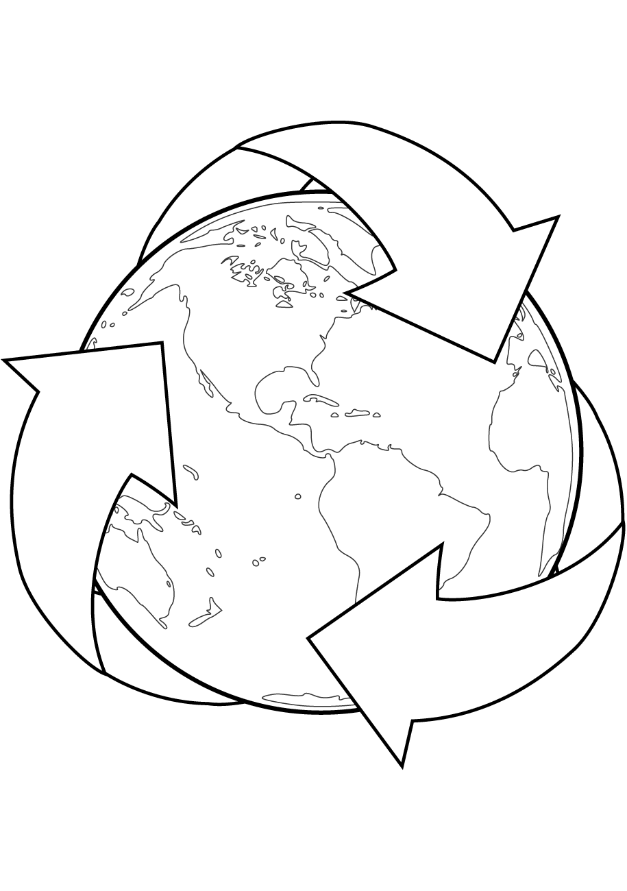 35 Free Printable Earth Day Coloring