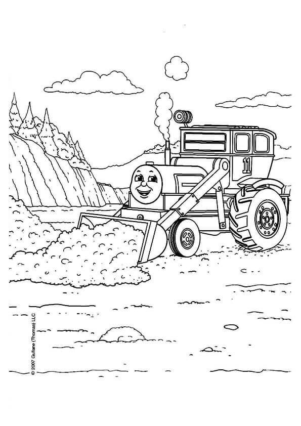 Edward From Thomas And Friends Coloring Pages Printable