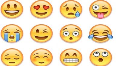 Emoji Coloring Images